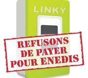 Linky : Refusons de payer pour Enedis !