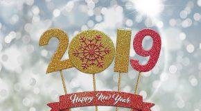 Bonne et heureuse nouvelle année !