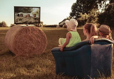 #enfants et television