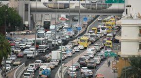 «Covoiturage et véhicules propres : une signalisation expérimentale pour les voies réservées»