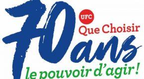 70 ans du mouvement UFC-Que Choisir !