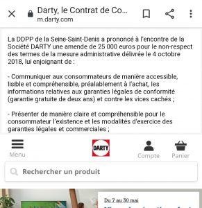 #Darty