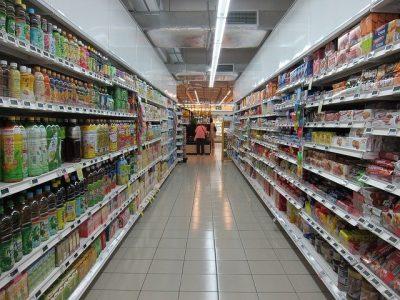#supermarché