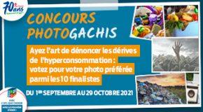 Finale nationale du concours  Photogâchis : votez pour votre photo préférée